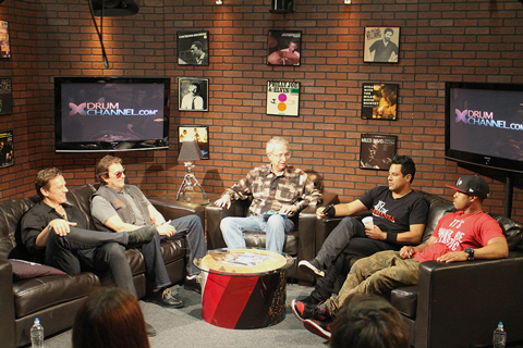 Big Drum Bonanza 2015 - Roundtable diskussion