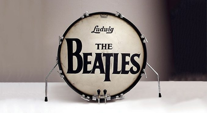 Beatles Stortromme