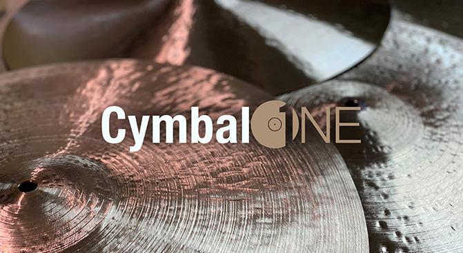 CymbalOne Feature billede til Trommeslageren.dk