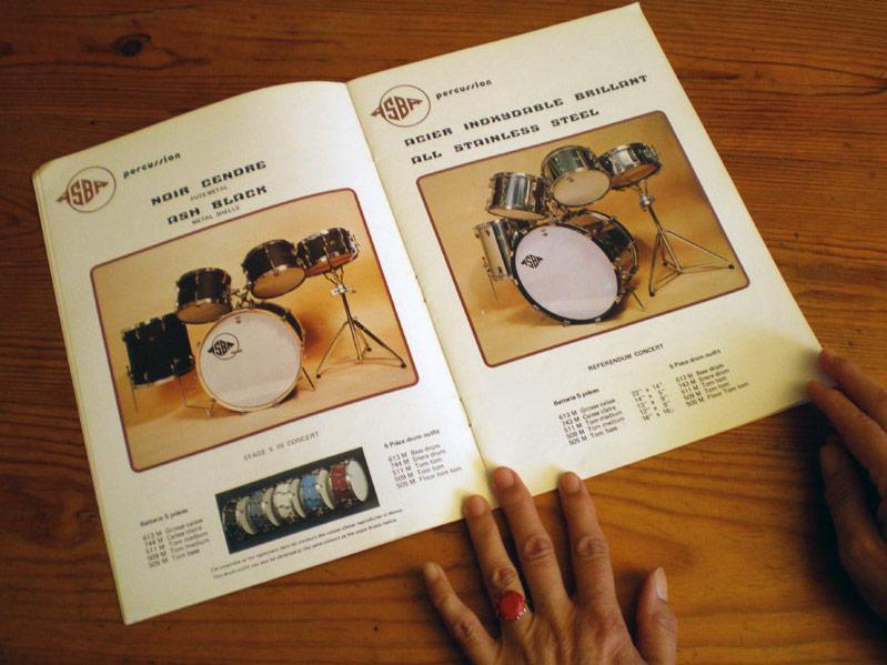 Historien om Asba trommer