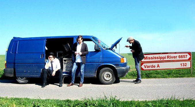 Chris Grey And The BlueSpand - Trommeslageren.dk