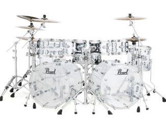 Pearl Crystal Beat - Trommeslageren.dk
