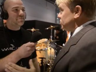 DW Drums Musikmesse 2014 - Trommeslageren.dk