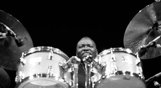 Elvin Jones Feature Trommeslageren.dk