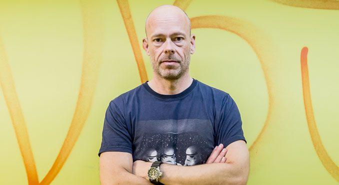 Heine Lennart på trommeslageren.dk