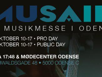 Musaik Messen - Trommeslageren.dk