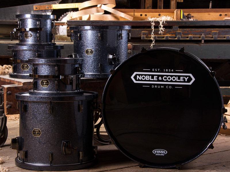 Noble and Cooley trommeslageren.dk