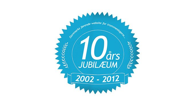 TS 10 års Jubilæum - trommeslageren.dk