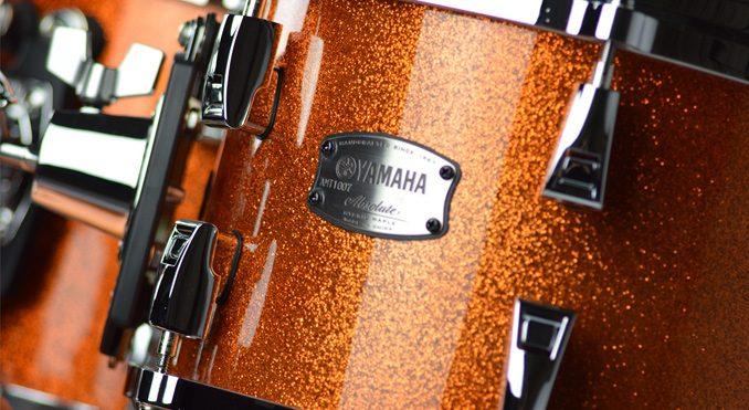 Yamaha Absolute Hybrid Maple - Trommeslageren.dk
