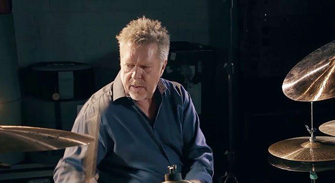 John JR Robinson - Trommeslageren.dk