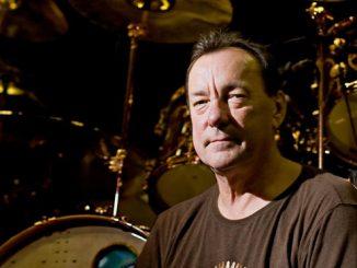 Neil Peart Trommeslageren.dk