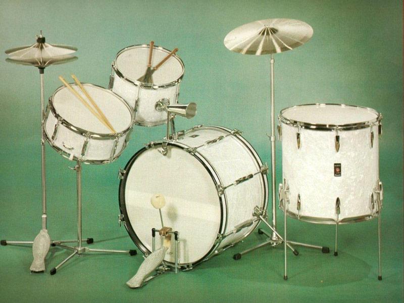 Premier Vintage trommer - historien om preimer trommer