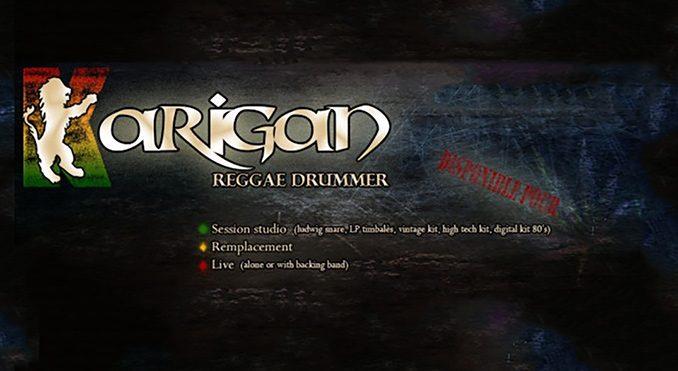 Karigan Reggae Drummer