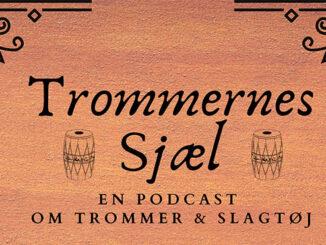 Trommernes Sjæl - Podcast- Trommeslageren.dk